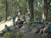 Tábor 2004 - Havraní skály