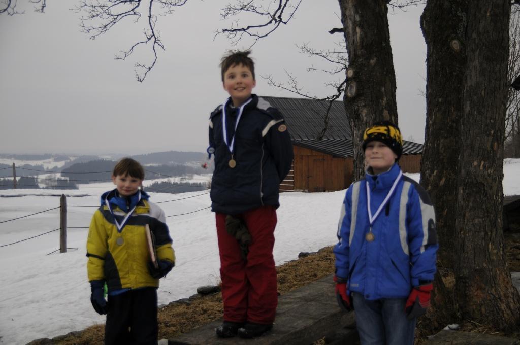 Nekonečná Bosna (č.8) den 6, vyhlášení lyžařských závodů